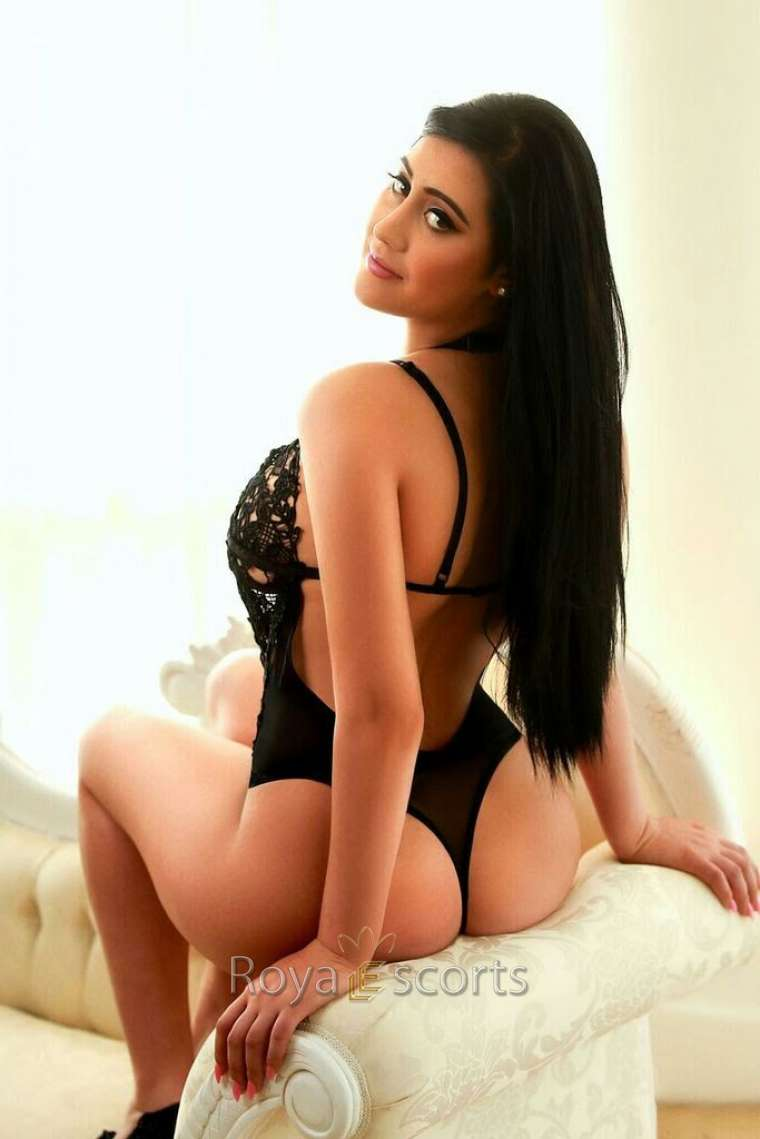 24/7  Central London Escort Eveline