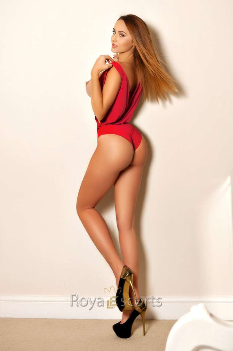 Party Central London Escort - Anna