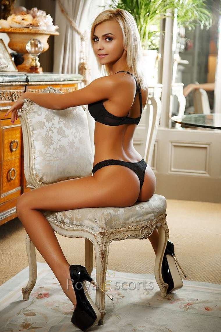 private serbian escort london