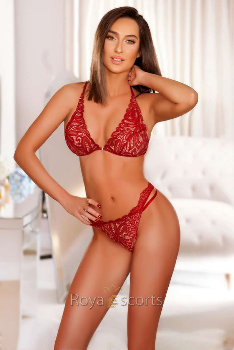 Slim Central London Escort Ivana
