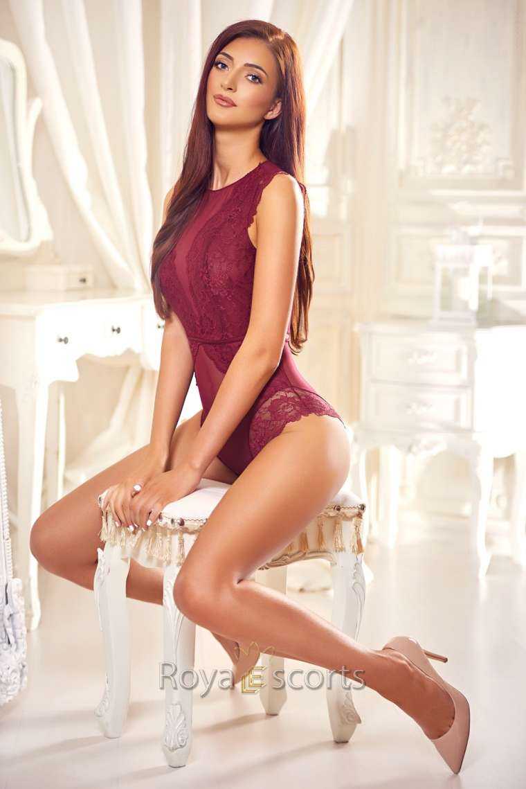 High Class Central London Escort - Kendall