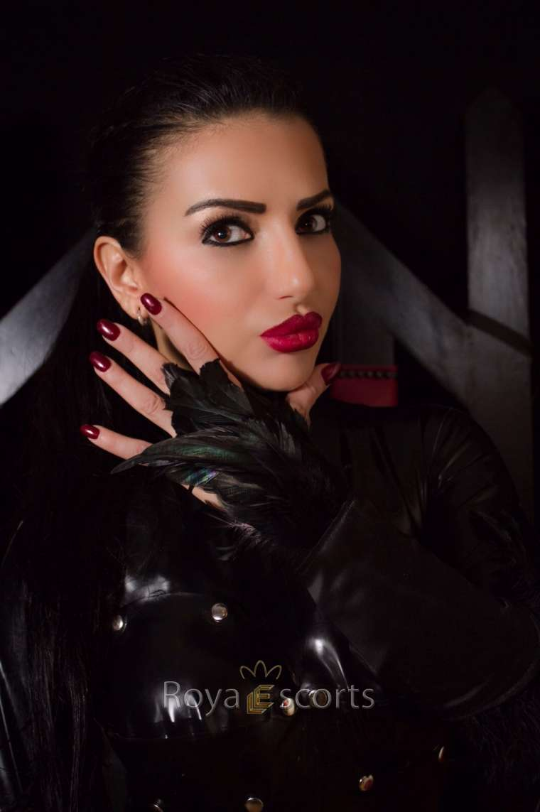BDSM Central London Escort Lina