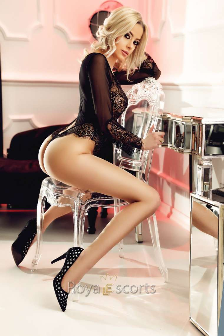 Young South Kensington Escort Vicky