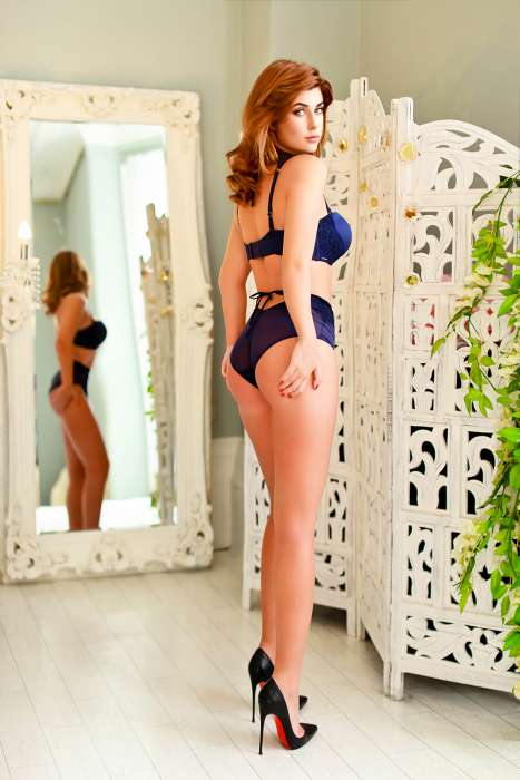 24/7 Central London Escort in Sexy Lingerie - Caroline