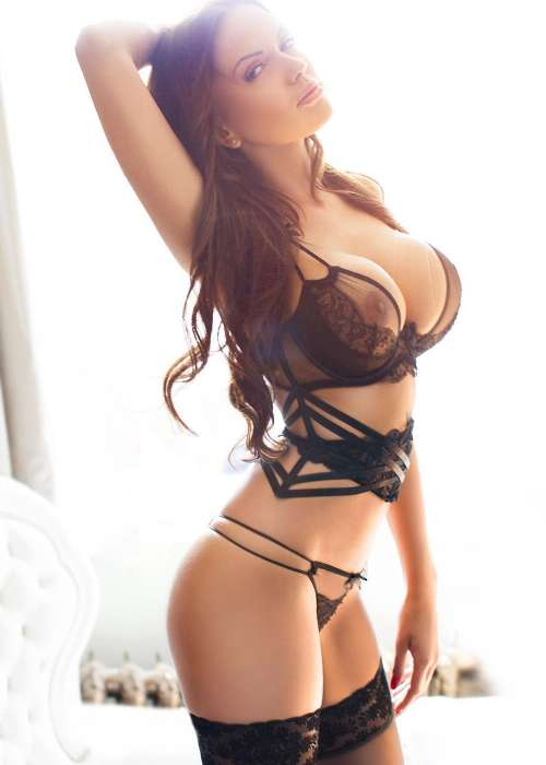 24/7 Busty Central London Escort - Katherina